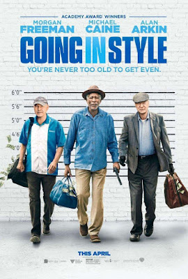Going In Style 2017 DVD R1 NTSC Latino