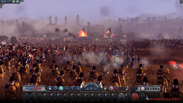 Napolean Total War Gameplay Screenshot 3