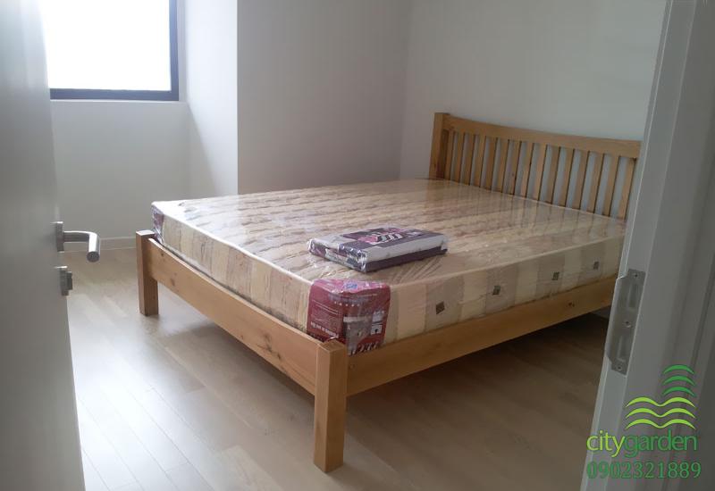 phòng ngủ tại căn hộ City Garden