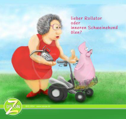 rollator-oder-lieber-schweinehund-ölen