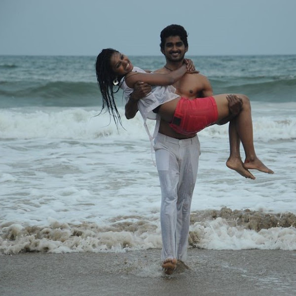 Vaidehi hot photos from Tamil movie Patra