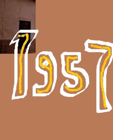 Calendario Del Ano 1957.Arenilla El Ano 1957 Ha Crecido Con Nosotros