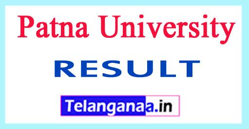 Patna University Results 2018 Patna University UG PG Results