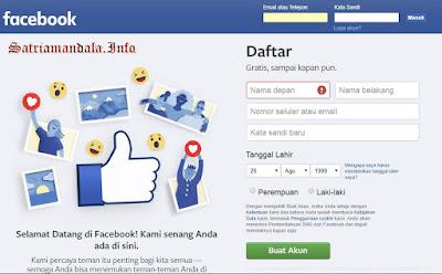 Facebook Melakukan Pemeliharaan