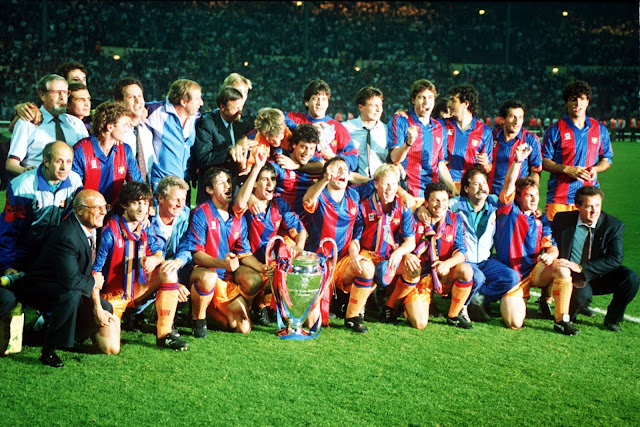 برشلونة الاسباني يلتقي سامبدوريا الايطالي في كأس جوان غامبر الودية