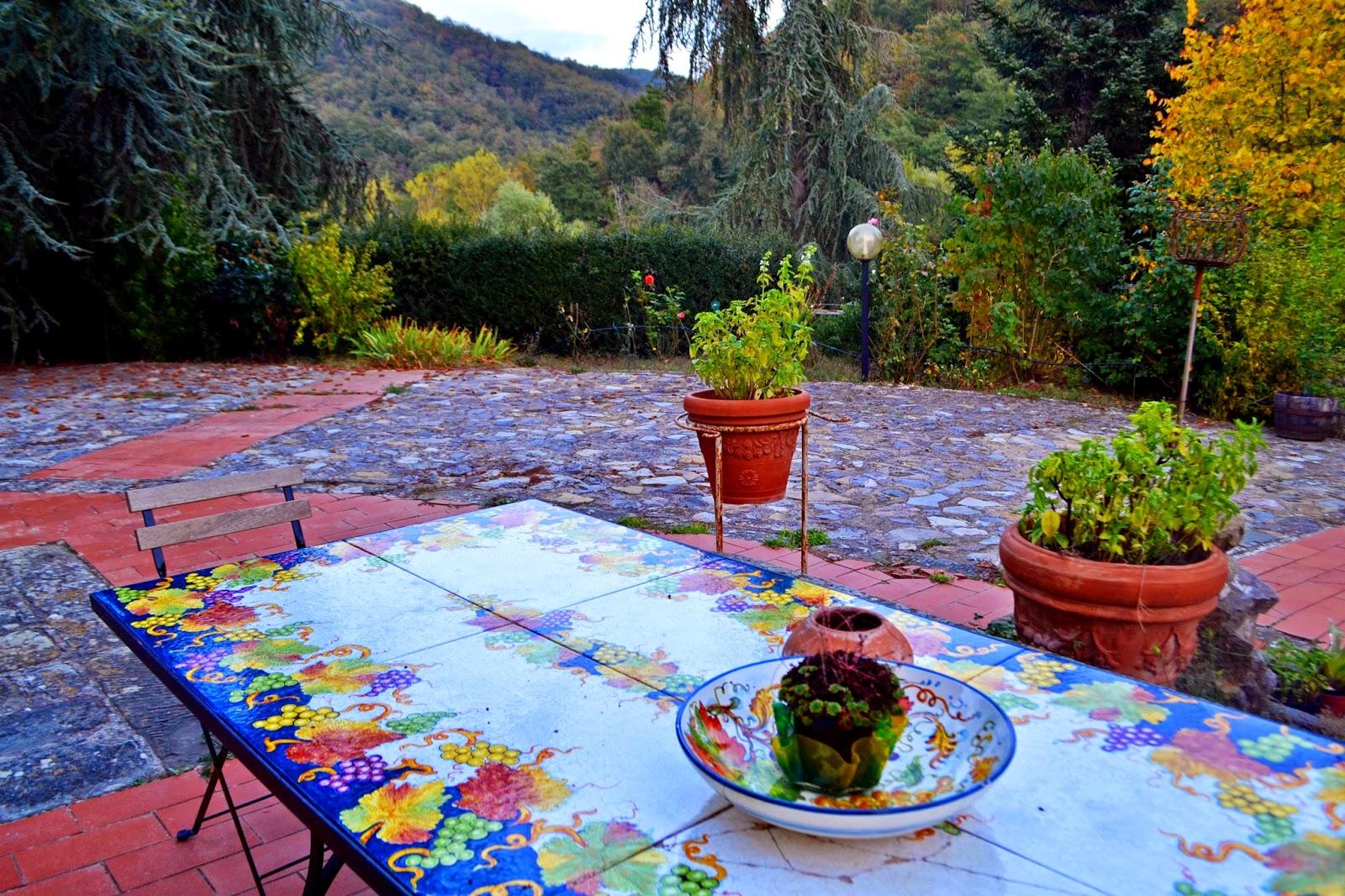 Tuscany, italian houses,