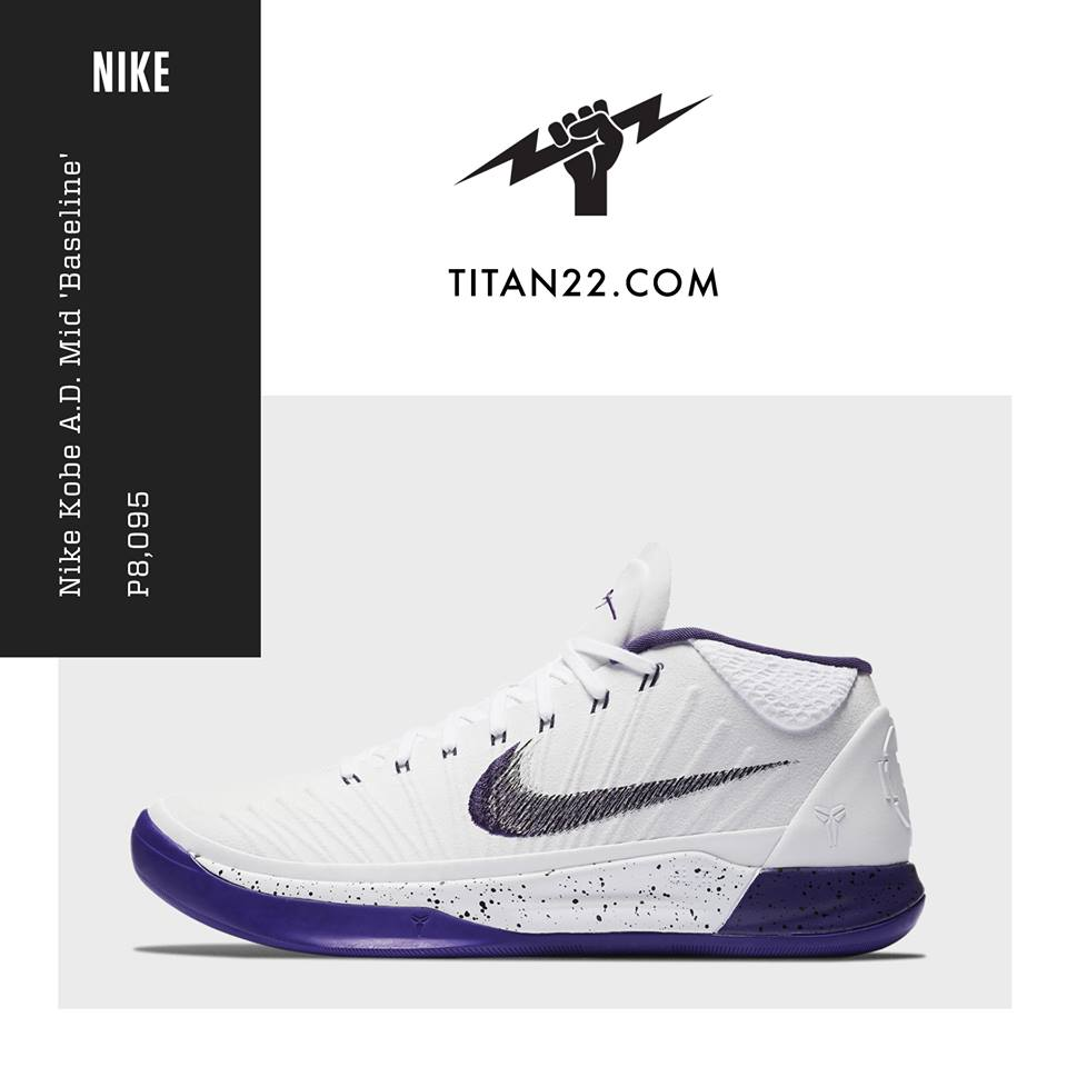 6c131fdbad56 Nike Kobe A.D. Mid  Baseline  available now at Titan