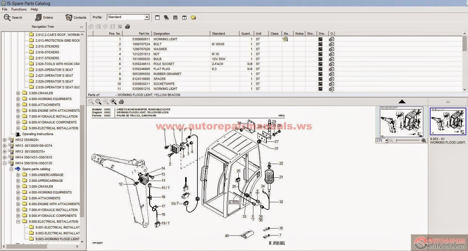Rice Cooker Wiring Diagram For Professional Electric Takeuchi Tl140 Bobcat T320 National