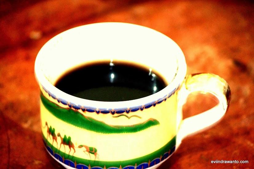 kopi dan gula aren pasangan serasi