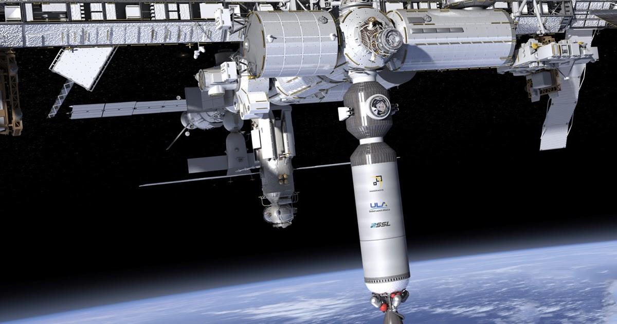 News spazio ixion nuovo studio nasa per realizzare for Moduli abitativi usati