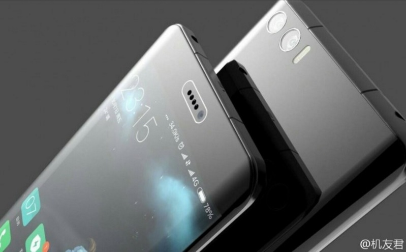 Xiaomi Mi Note 2 Listed Online with Curved 2K Display