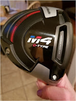 TaylorMade M4 D Twist Face Driver