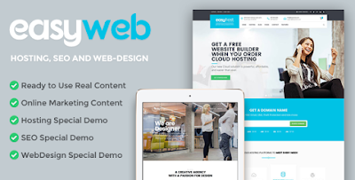 Download Free Premium wordpress template
