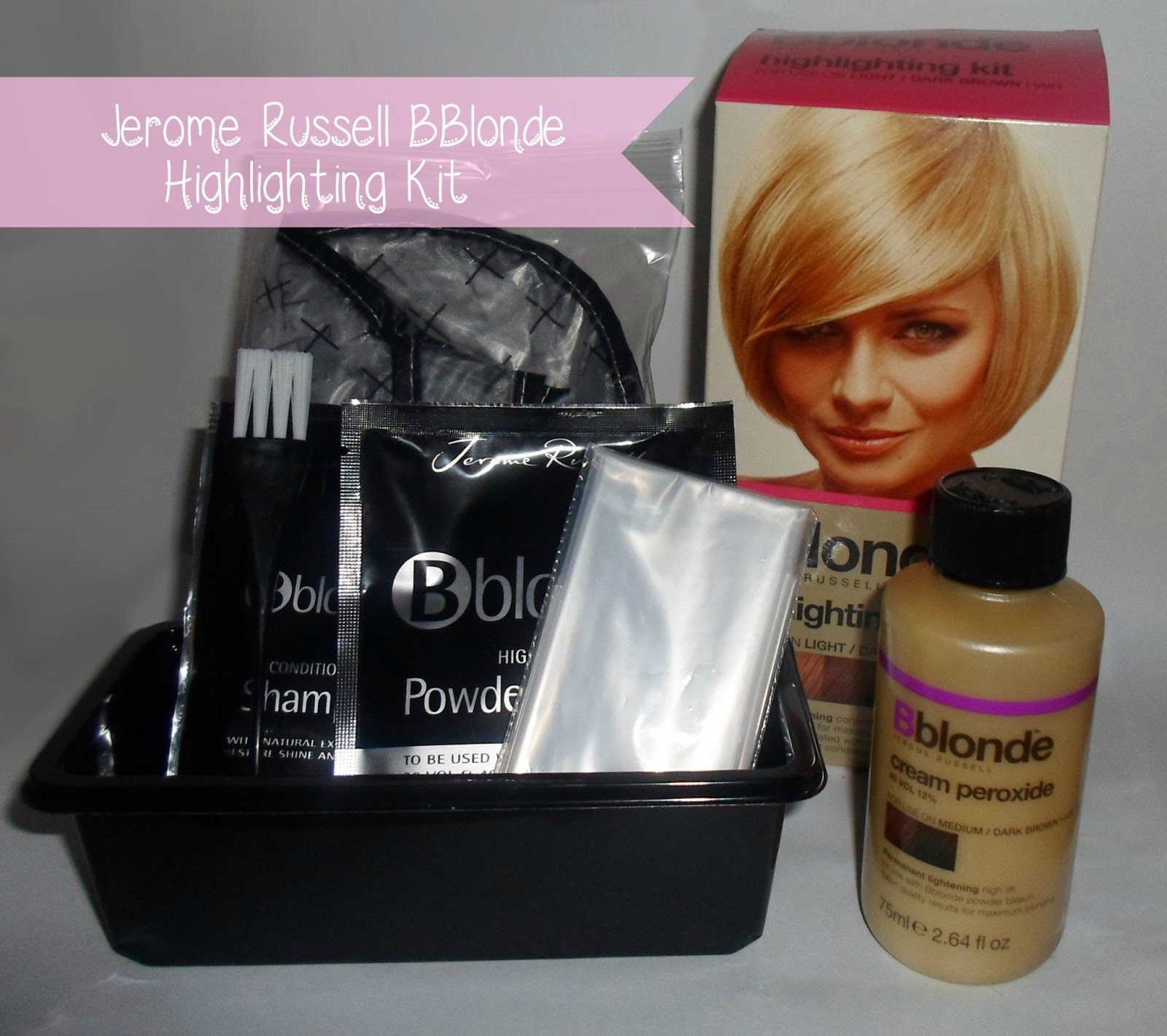 Springsummer highlights using jerome russell bblonde highlighting springsummer highlights using jerome russell bblonde highlighting kit solutioingenieria Choice Image