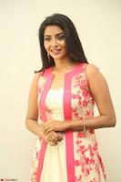 Aishwarya Lekshmi looks stunning in sleeveless deep neck gown with transparent Ethnic jacket ~  Exclusive Celebrities Galleries 150.JPG
