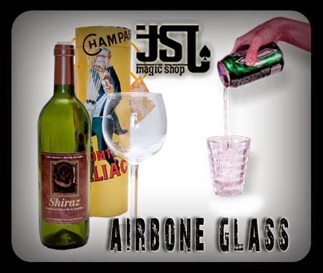 TOKO SULAP JOGJA AIRBONE GLASS