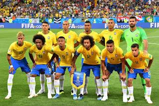 Governo altera horário de expediente das repartições estaduais durante jogos da seleção brasileira