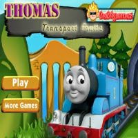Thomas Transport Game