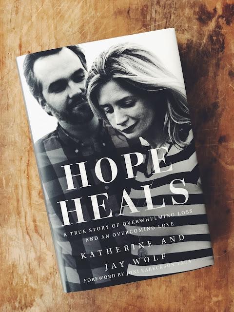 "April 2017 Favorites | ""Hope Heals"""