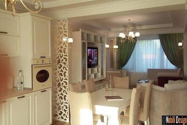 >Design interior case vile clasice Tulcea | Firma amenajari interioare Tulcea | Nobili Interior Design.