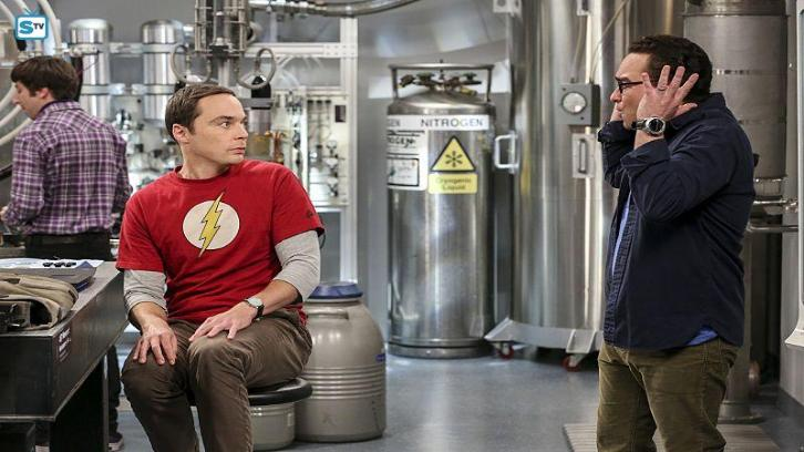 The Big Bang Theory - Episode 10.03 - The Dependence Transcendence - Promo, Sneak Peeks, Promotional Photos & Press Release