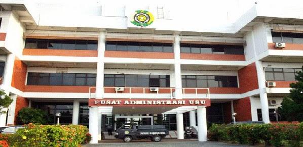 Pendaftaran Mahasiswa Baru USU ( Universitas Sumatera Utara ) Medan 2018-2019