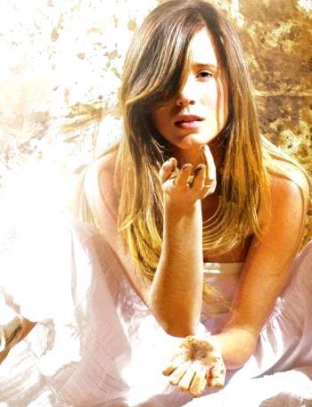 Foto de Pamela Rodríguez más joven
