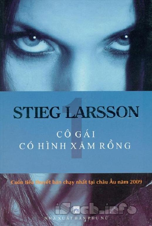 Truyện audio trinh thám kinh dị: Cô gái có hình xăm rồng- Stieg Larsson
