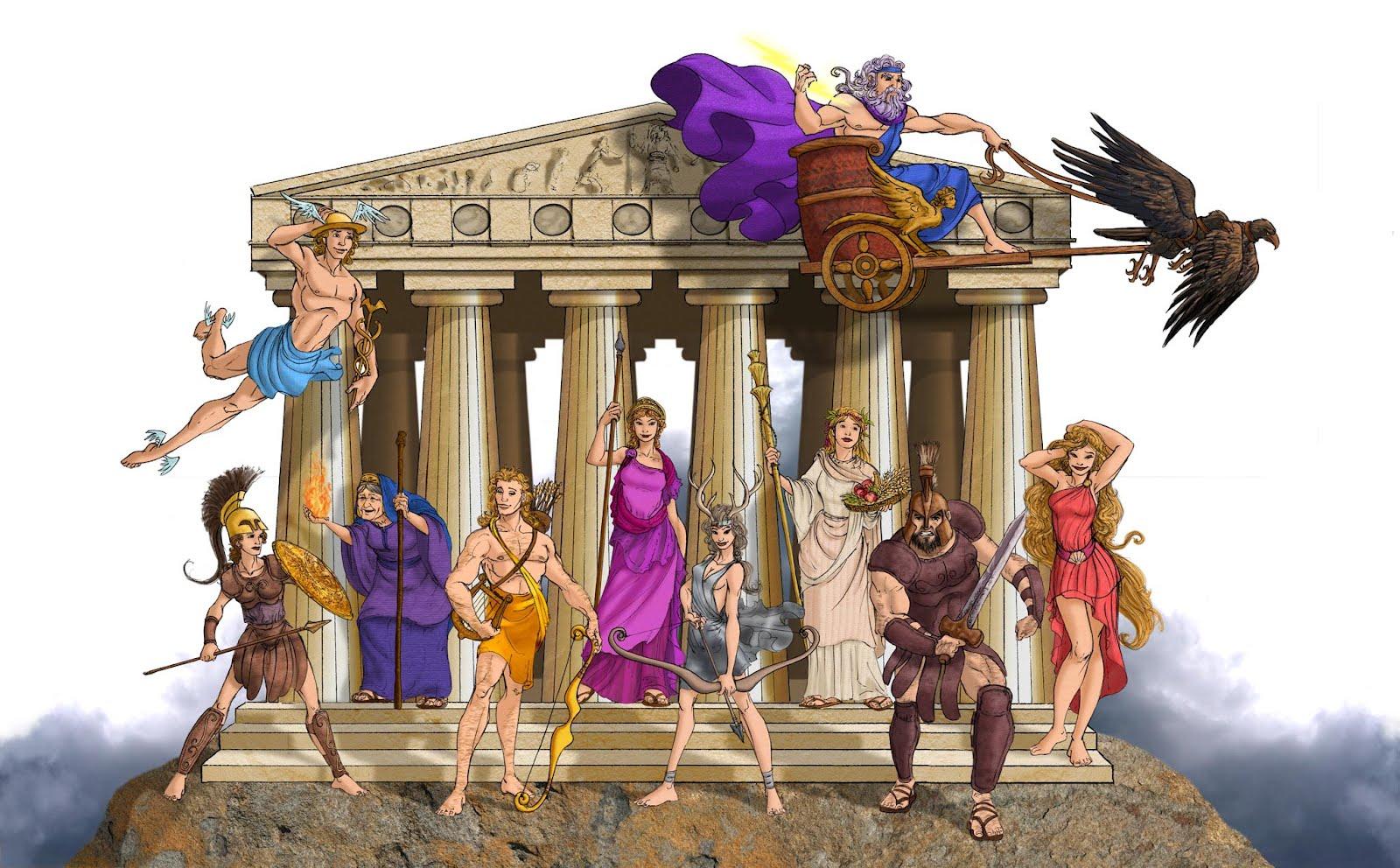 Asl diversificaci n los dioses del olimpo for Fenetre 0 5 3
