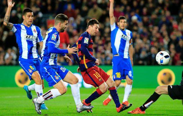Prediksi Espanyol vs Barcelona Liga Spanyol