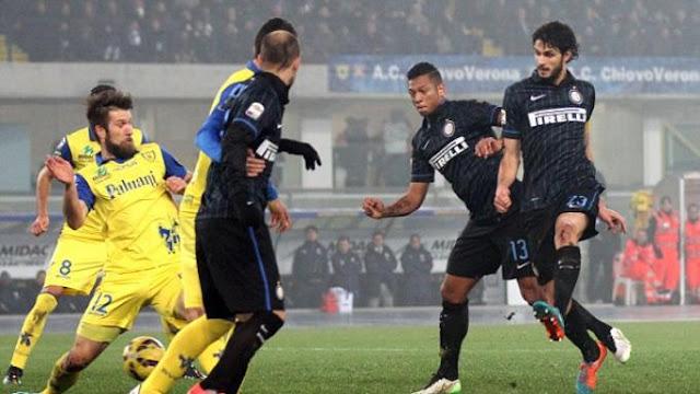 Chievo vs Inter Milan
