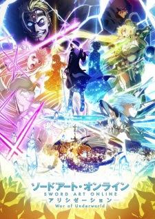 الحلقة  2  من انمي Sword Art Online: Alicization - War of Underworld 2nd Season مترجم بعدة جودات