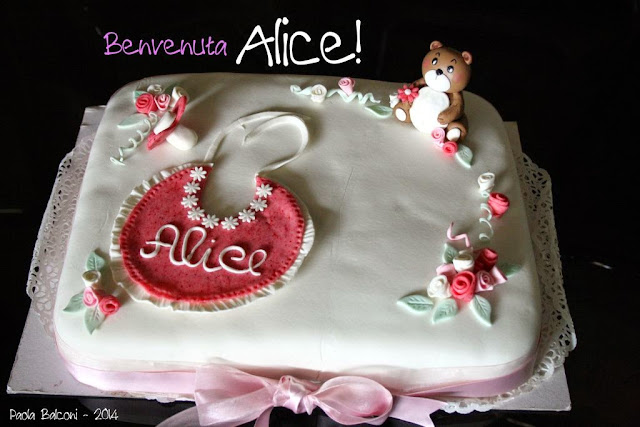 Molto La cucina piccoLINA: Buon compleanno Alice XM32