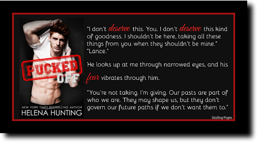 Pucked Off (Pucked #5) by Helena Hunting @HelenaHunting