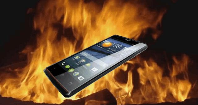 Tips Mengatasi Hp Android Yang Mudah Panas