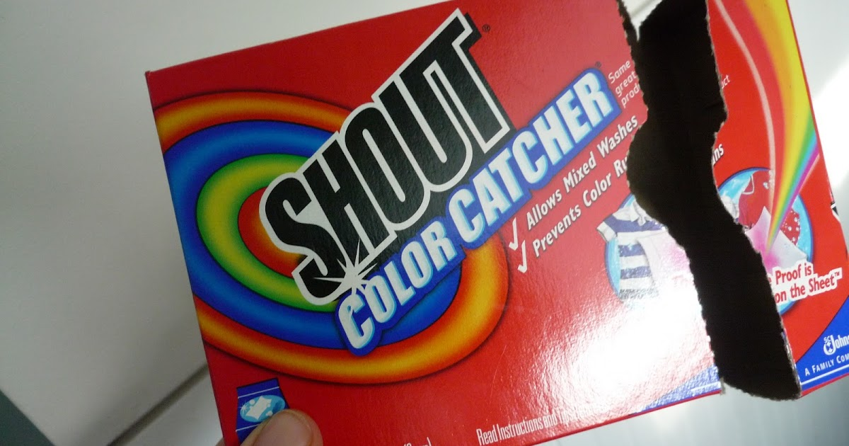 how does shout color catcher work