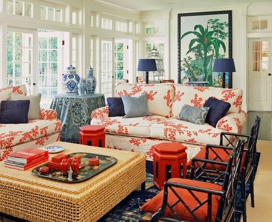 According To Braswell Chic Chinoiserie