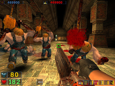 Serious Sam The Second Encounter  Pc Game  Free Download Full Version