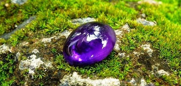 Jenis Batu Akik Kecubung