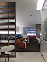 Qantas oneworld Lounge, LAX