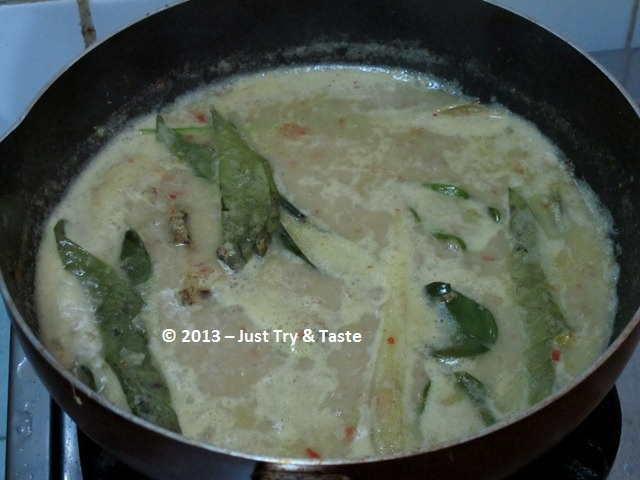 Resep Laksa Ayam JTT
