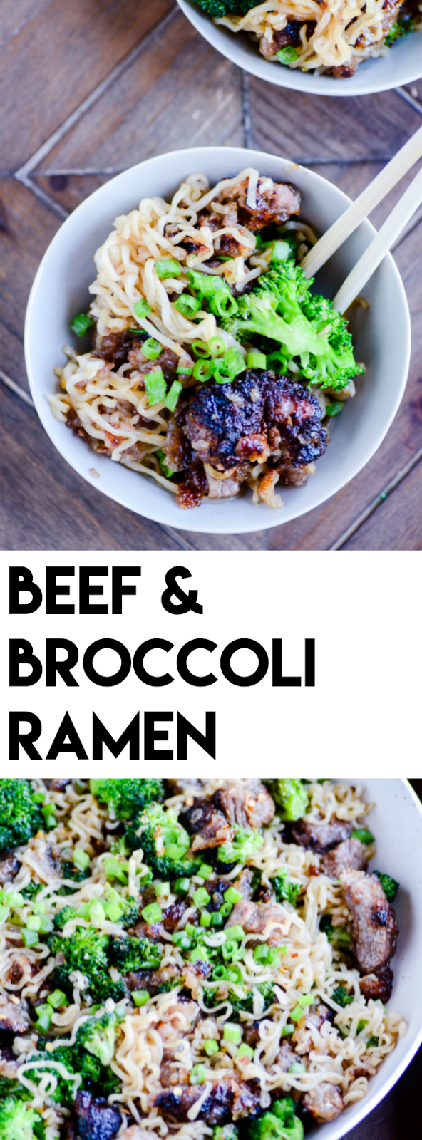 My family is obsessed with this homemade beef & broccoli recipe. Better than takeout for sure!