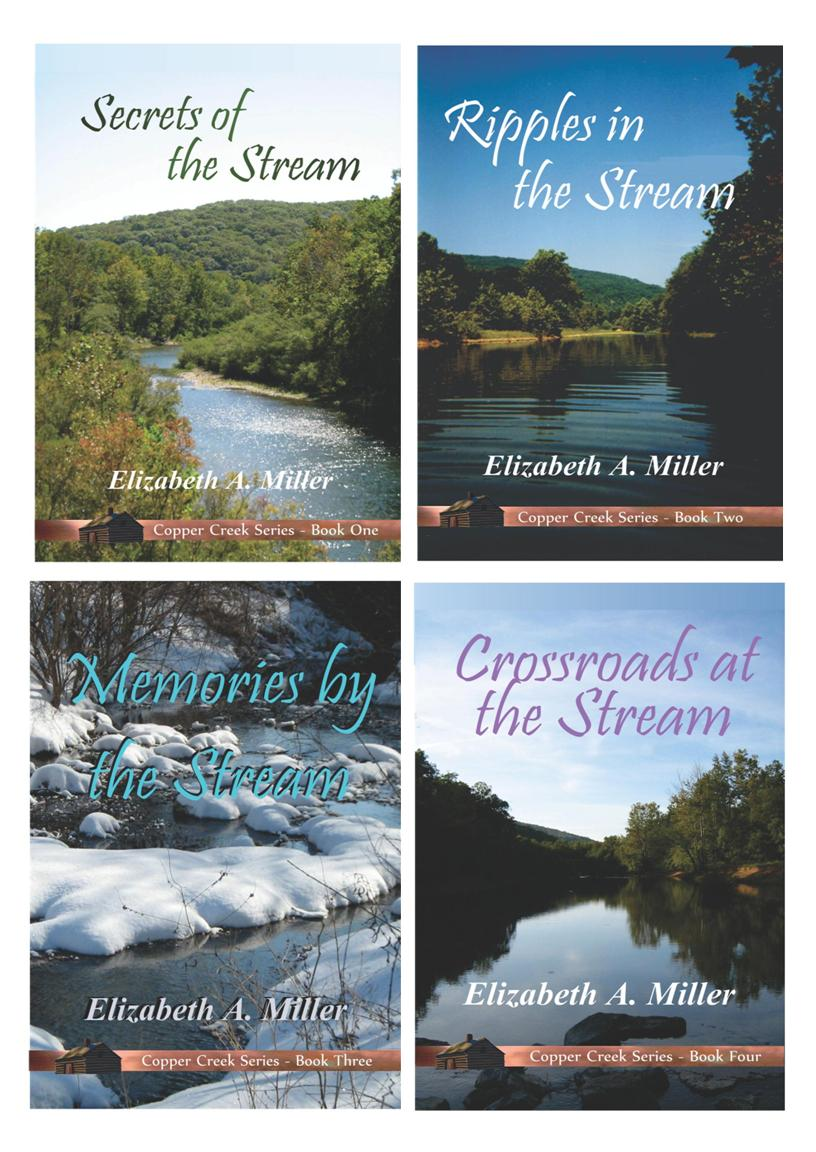 The Complete Copper Creek Series