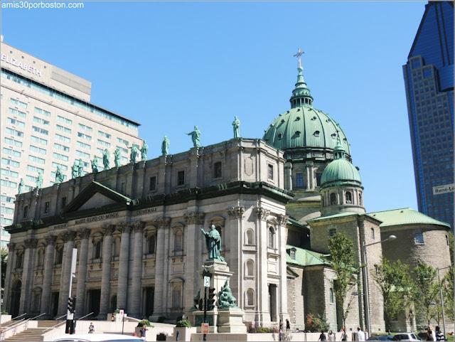 Basílica-Catedral Marie-Reine-du-Monde, Montreal