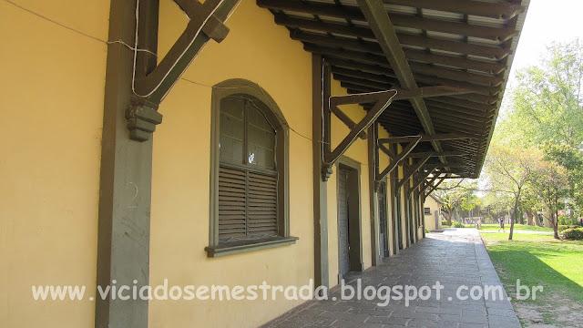 Parque da Estação, Carlos Barbosa, Serra Gaúcha
