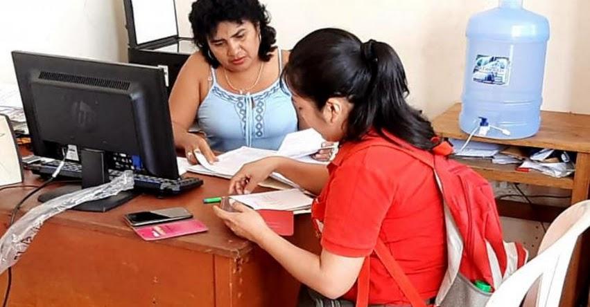Más de 80 mil niños y gestantes acudieron a servicios de salud y educación en Huánuco