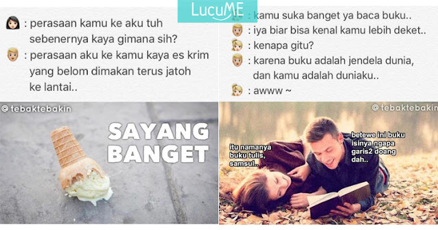 10 Meme 'Gombalan Murah Meriah' Ini Bikin Bahagia Pasanganmu