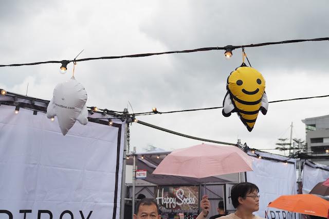 Honestbee in Artbox Singapore