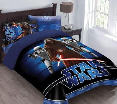 Starwars The Force Awakens Comforter Set