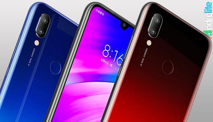 Xiaomi Redmi 7 Spesifikasi dan Harga Indonesia